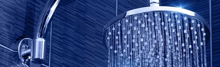 Lekkage douche opsporen en verhelpen