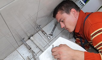 Sanitair installatie